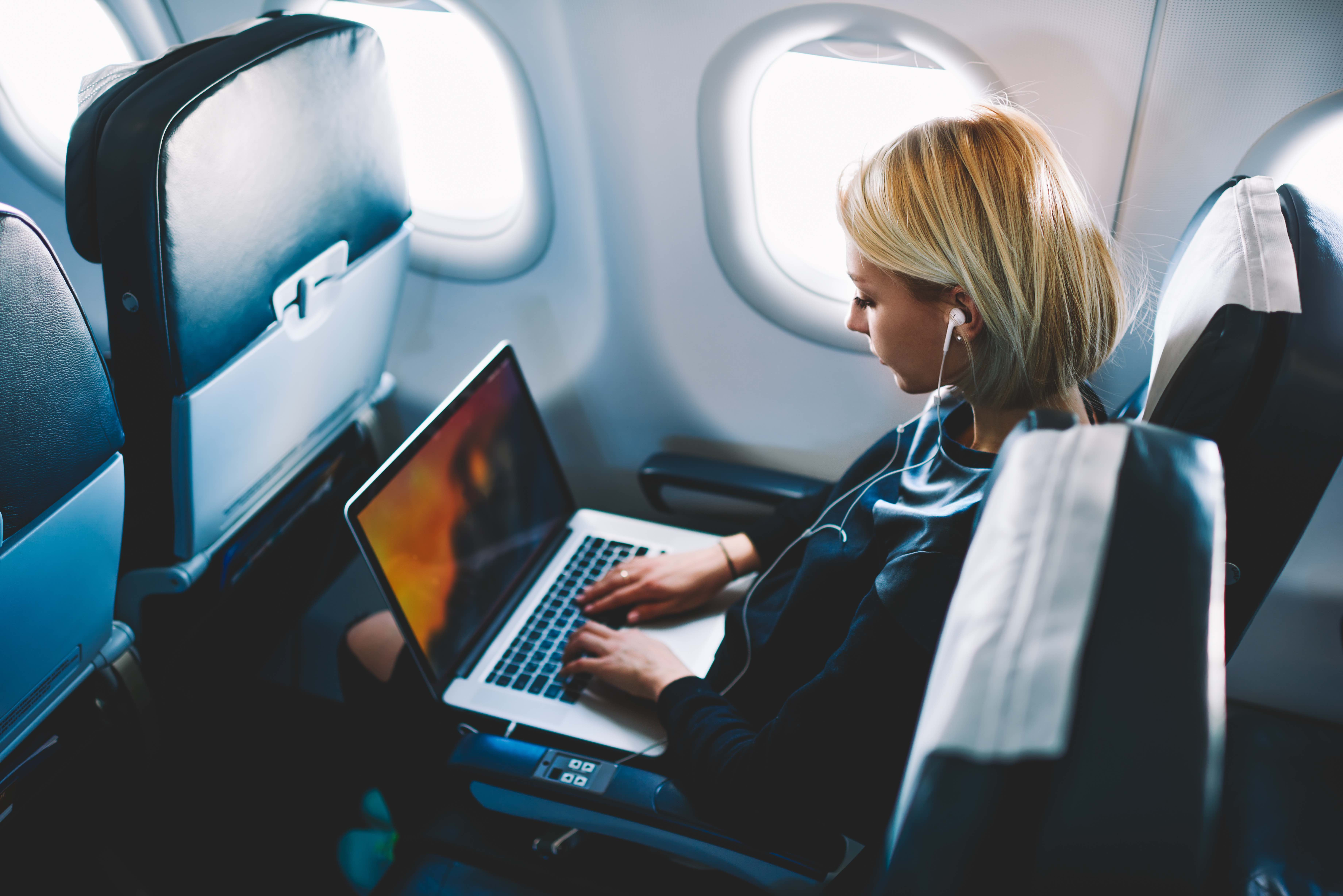 aircraft in-flight entertainment system